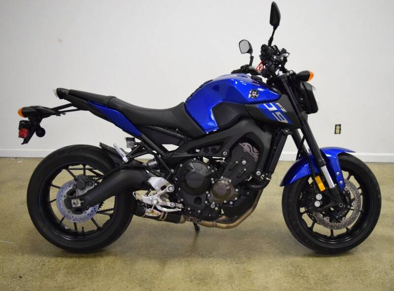 2016 Yamaha FZ 09 for sale at Thoroughbred Motors in Wellington FL