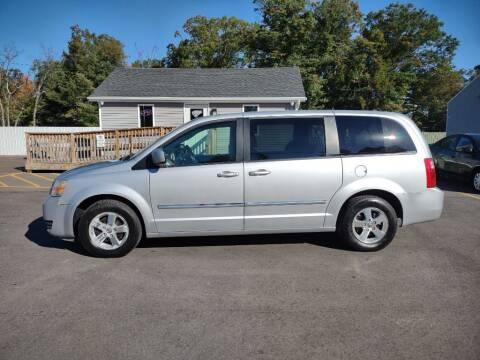 2008 Dodge Grand Caravan for sale at Hilltop Auto in Clare MI