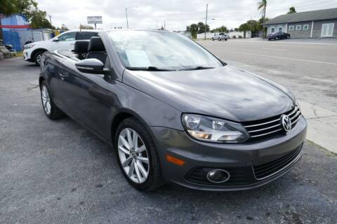 2012 Volkswagen Eos for sale at J Linn Motors in Clearwater FL