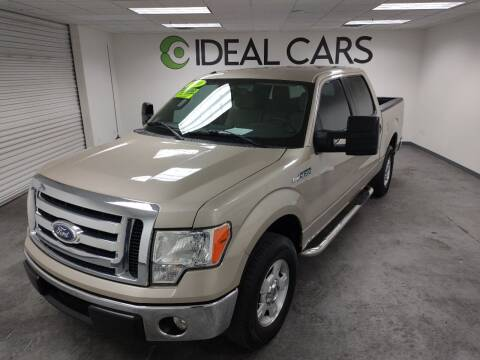2010 Ford F-150 for sale at Ideal Cars Apache Junction in Apache Junction AZ