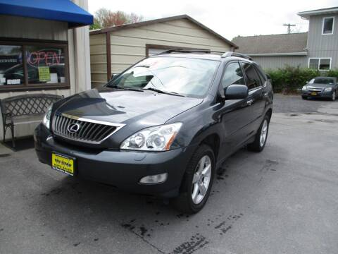 2008 Lexus RX 350 for sale at TRI-STAR AUTO SALES in Kingston NY