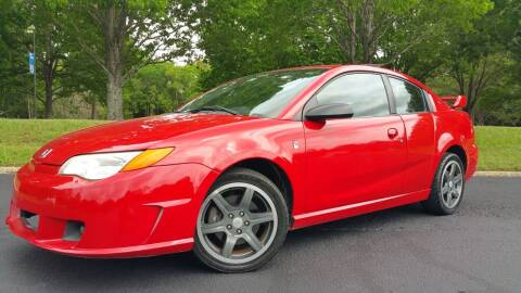 2005 Saturn Ion Red Line for sale at Houston Auto Preowned in Houston TX
