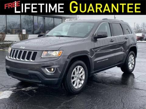 2015 Jeep Grand Cherokee for sale at Vicksburg Chrysler Dodge Jeep Ram in Vicksburg MI