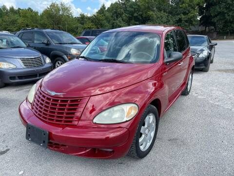 2004 Chrysler PT Cruiser for sale at Best Buy Auto Sales in Murphysboro IL