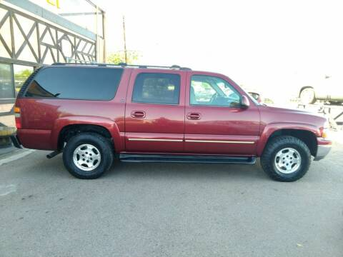2003 Chevrolet Suburban for sale at Used Car Showcase in Phoenix AZ