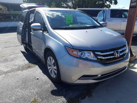 2016 Honda Odyssey for sale at Automotive Fleet Sales in Lemoyne PA