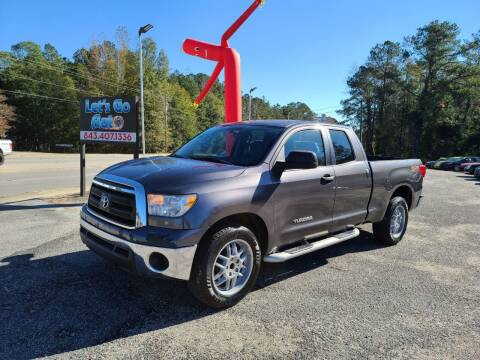 2011 Toyota Tundra for sale at Let's Go Auto in Florence SC