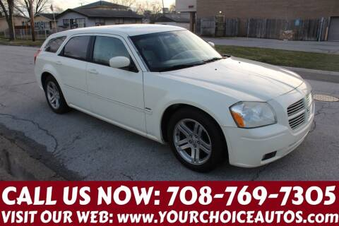 2005 Dodge Magnum for sale at Your Choice Autos in Posen IL