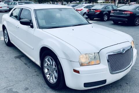 2006 Chrysler 300 for sale at RD Motors, Inc in Charlotte NC