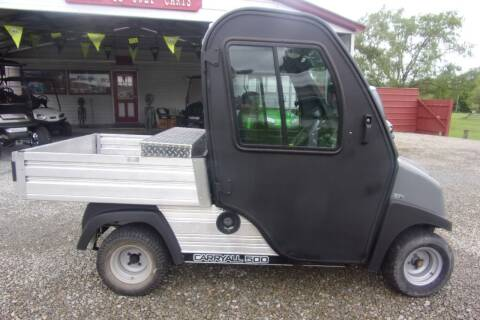 2016 Club Car Carry All 500 Gas EFI for sale at Area 31 Golf Carts - Gas Utility Carts in Acme PA