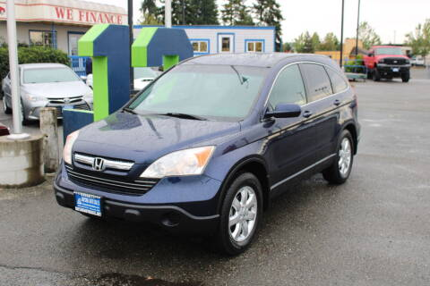 2008 Honda CR-V for sale at BAYSIDE AUTO SALES in Everett WA