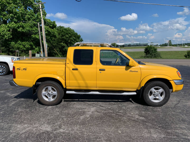 2000 Nissan Frontier for sale at Westview Motors in Hillsboro OH