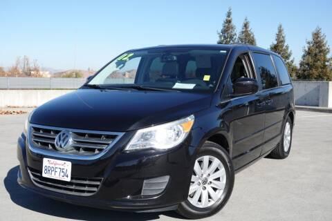 2012 Volkswagen Routan for sale at BAY AREA CAR SALES in San Jose CA