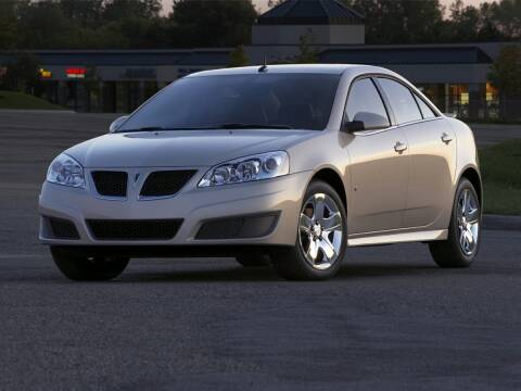 2010 Pontiac G6 for sale at Sundance Chevrolet in Grand Ledge MI