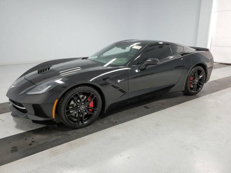 2015 Chevrolet Corvette for sale at Boktor Motors in Las Vegas NV