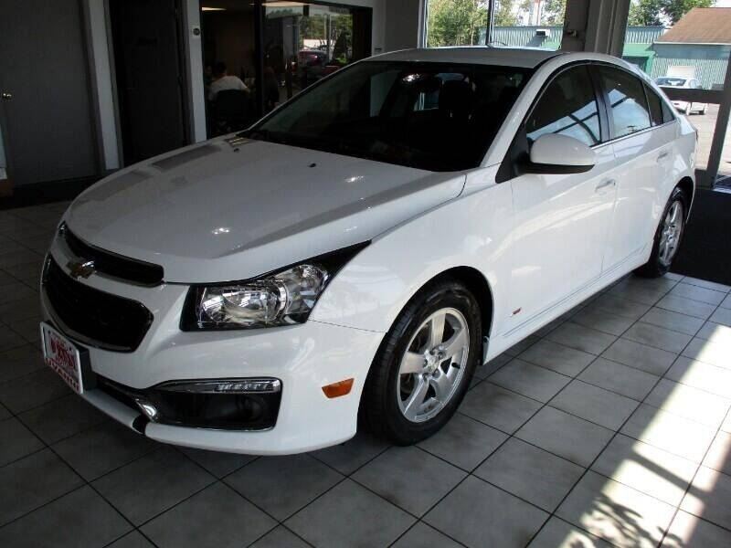 2016 Chevrolet Cruze Limited for sale in Rome, NY