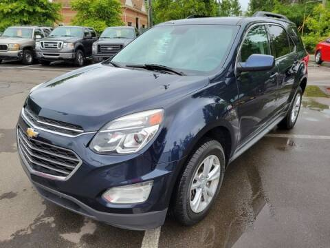 2017 Chevrolet Equinox for sale at North Oakland Motors in Waterford MI