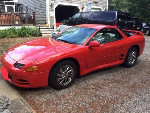 1996 Mitsubishi 3000GT for sale at Classic Car Deals in Cadillac MI