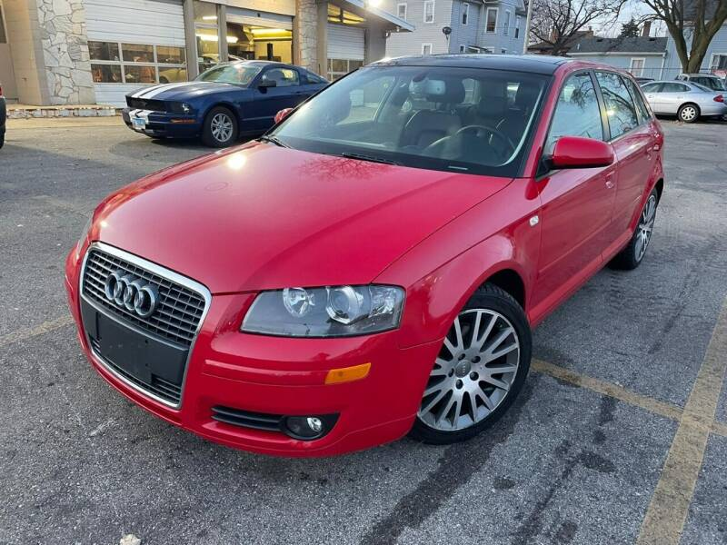2006 Audi A3 for sale at Your Car Source in Kenosha WI