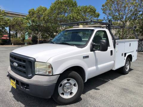 2006 Ford F-250 Super Duty for sale at CITY MOTOR SALES in San Francisco CA