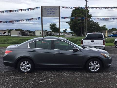 2009 Honda Accord for sale at Affordable Autos II in Houma LA