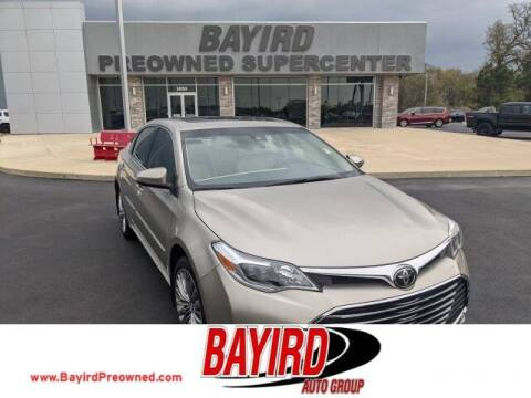 2018 Toyota Avalon for sale at Bayird Truck Center in Paragould AR