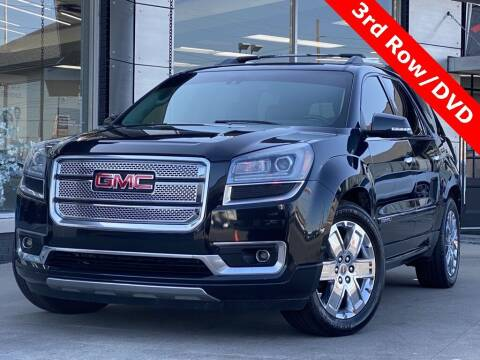2015 GMC Acadia for sale at Carmel Motors in Indianapolis IN