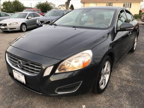 2012 Volvo S60 for sale at Volare Motors in Cranston RI