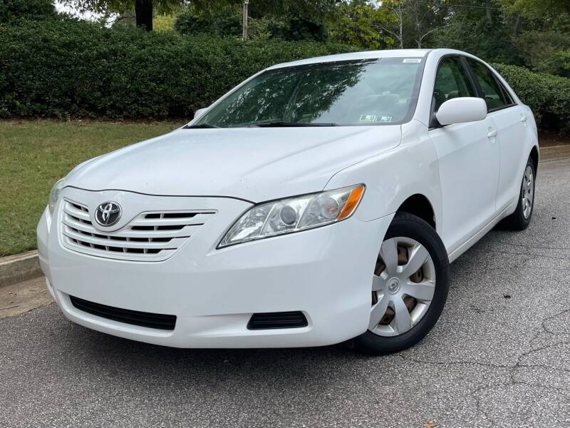 2007 Toyota Camry for sale at Global Imports Auto Sales in Buford GA