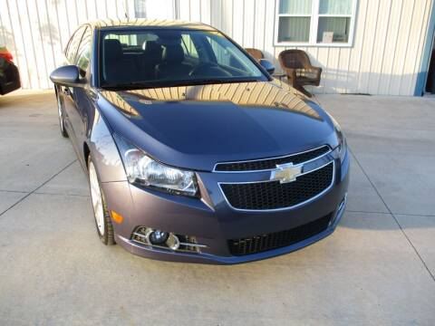 2014 Chevrolet Cruze for sale at Classics and More LLC in Roseville OH