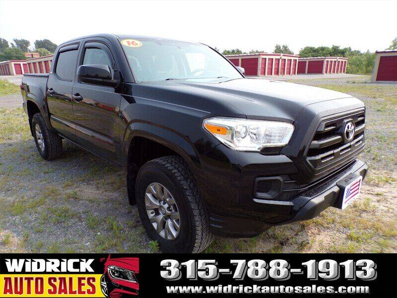 2016 Toyota Tacoma for sale in Watertown, NY