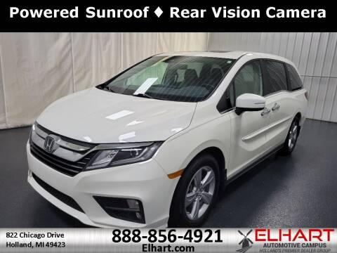 2018 Honda Odyssey for sale at Elhart Automotive Campus in Holland MI
