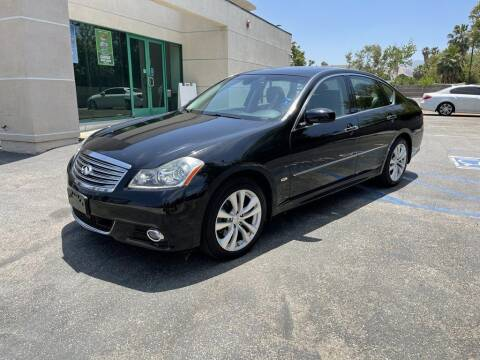 2009 Infiniti M35 for sale at AutoHaus in Colton CA