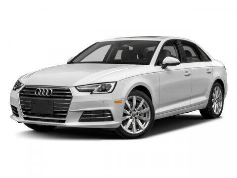 2017 Audi A4 for sale at NYC Motorcars in Freeport NY