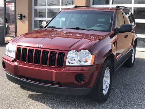 2007 Jeep Grand Cherokee for sale at MAGIC AUTO SALES in Little Ferry NJ