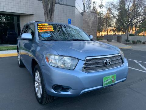 2008 Toyota Highlander Hybrid for sale at Right Cars Auto Sales in Sacramento CA