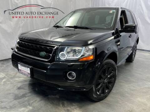 2015 Land Rover LR2 for sale at United Auto Exchange in Addison IL