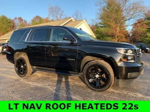 2019 Chevrolet Tahoe for sale at Drivers Choice Auto & Truck in Fife Lake MI