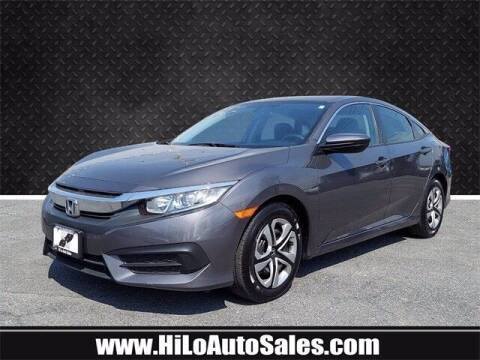2018 Honda Civic for sale at BuyFromAndy.com at Hi Lo Auto Sales in Frederick MD