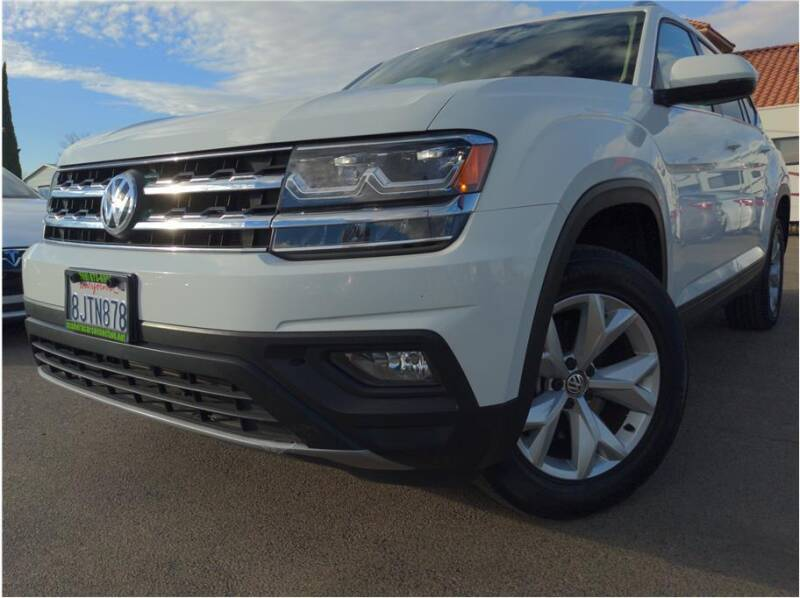 2019 Volkswagen Atlas for sale at MADERA CAR CONNECTION in Madera CA