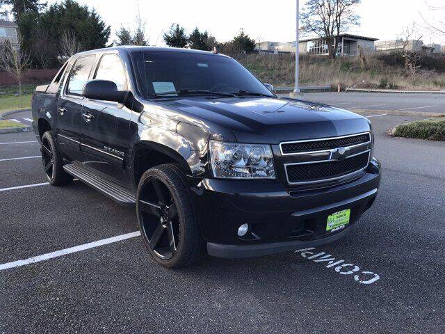 Used Chevrolet Avalanche For Sale In Olympia Wa Carsforsale Com