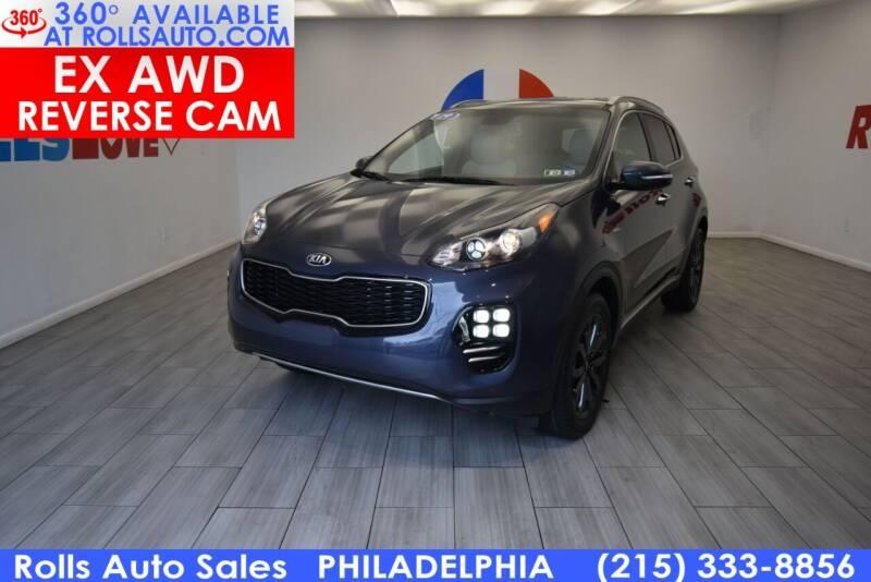 2019 Kia Sportage for sale in Philadelphia, PA