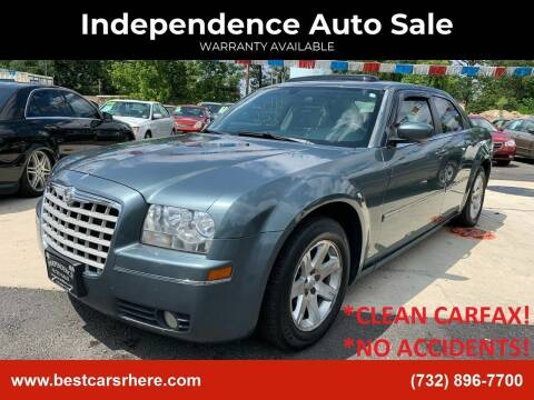 2006 Chrysler 300 for sale at Independence Auto Sale in Bordentown NJ