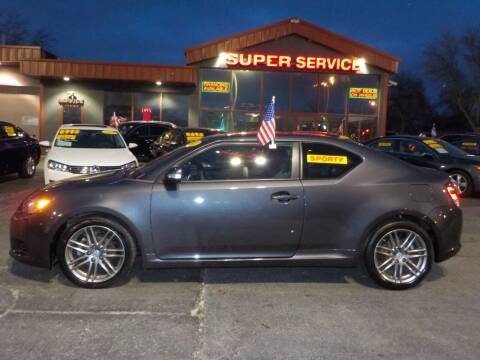 2012 Scion tC for sale at Super Service Used Cars in Milwaukee WI
