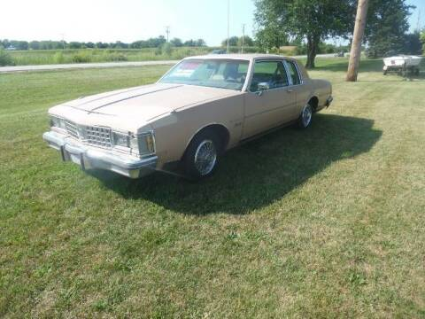 1985 Oldsmobile Delta Eighty-Eight for sale at Classic Car Deals in Cadillac MI