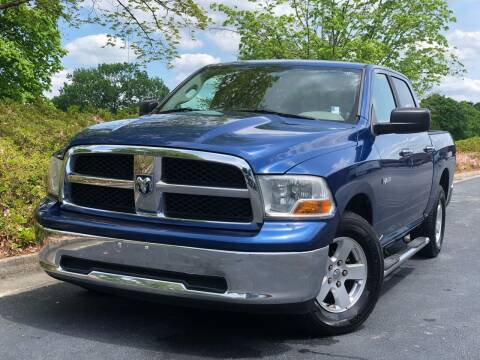 2010 Dodge Ram Pickup 1500 for sale at William D Auto Sales in Norcross GA