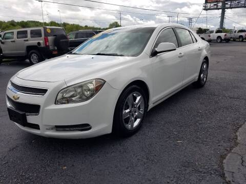 2010 Chevrolet Malibu for sale at Moores Auto Sales in Greeneville TN