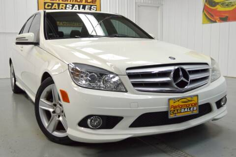 2010 Mercedes-Benz C-Class for sale at Performance car sales in Joliet IL