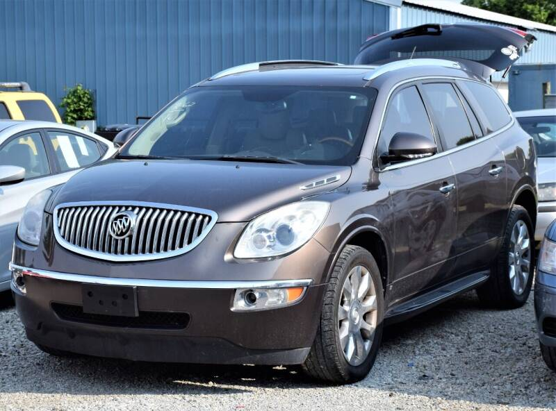 2010 Buick Enclave for sale at PINNACLE ROAD AUTOMOTIVE LLC in Moraine OH