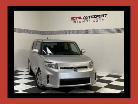 2011 Scion xB for sale at Royal AutoSport in Sacramento CA